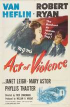 Act of Violence (1948): Shooting script