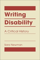 7. The Early Twentieth Century: Helen Keller and the Public Reception of Disability