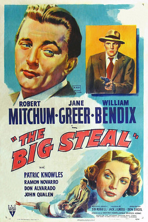 The Big Steal (1949): Shooting script