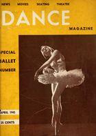 Dance Magazine, Vol. 17, no. 5, April, 1943