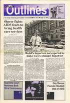 Chicago Outlines The Voice of the Gay and Lesbian Community Vol.1 No.7 July 16, 1987