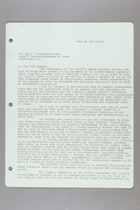 Letter from Helen Fowler to Alice Leopold, January 23, 1956