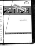 Action, vol. 2 no. 6, November 1946
