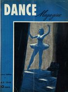 Dance Magazine, Vol. 18, no. 5, May, 1944