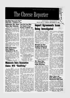 The Cheese Reporter, Vol. 87, No. 5, Friday, September 27, 1963