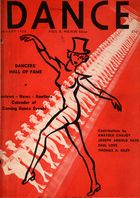 Dance (Magazine), Vol. 3, no. 4, January, 1938, Dance, Vol. 3, no. 4, January, 1938