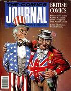The Comics Journal, no. 122