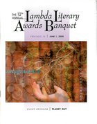 The 12th Annual Lambda Literary Awards Banquet