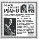 Black And White Piano Vol. 3 (1897-1929)