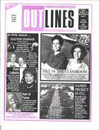 OUTLINES THE VOICE OF THE GAY AND LESBIAN COMMUNITY VOL. 10, No. 6, NOVEMBER 1996