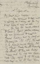 Letter from Ellie Love Macpherson to Maggie Jack, September 2, 1881