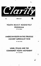 American Youth in Struggle Against Imperialist War