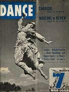 Dance Magazine, Vol. 19, no. 6, June, 1945