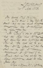 Letter from Ellie Love Macpherson to Maggie Jack, September 14, 1883