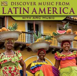 Discover Music from Latin America Album Art