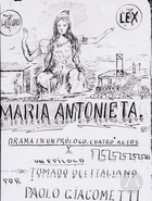 Illustrated Cover of Hand-Copied Promptbook from the Carolos Villalongín Company.