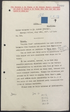 Cypher Telegram from the United Kingdom Foreign Office re: Negotiations to Prevent Attack; Decypher of Telegram from Beilby Alston re: Chinese Appointments; Extract re: China Restoration, 1917