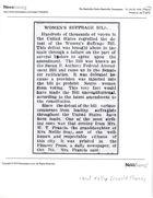 Women's Suffrage Bill