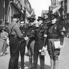 British Union of Fascists, c.1932-39 (b/w photo)