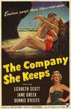 The Company She Keeps (1951): Shooting script