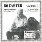 Bo Carter Vol. 5 (1938-1940)
