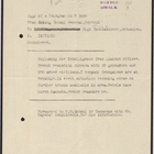 Copy of Telegram from Acting Consul General to High Commissioner, November 12, 1925