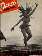Dance Magazine, Vol. 21, no. 10, October, 1947