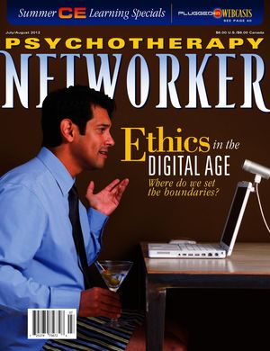 Psychotherapy Networker, Vol. 36, No. 4, July-August 2012