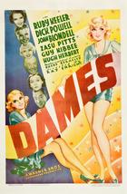 Dames (1934): Draft script