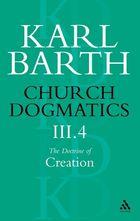 Doctrine of Creation, Vol. 4 (52-56)