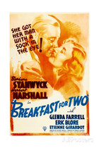 Breakfast for Two (1937): Shooting script