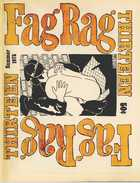 Fag Rag THIRTEEN Summer 1975