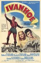 Ivanhoe (1952): Shooting script