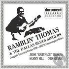 Ramblin' Thomas & The Dallas Blues Singers (1928-1932)