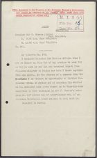 Deciphered Telegram from Sir C. Greene to Foreign Office re: Crisis at Peking and Condition of Yuan Shi-Kai, June 6, 1916