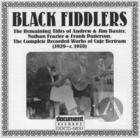 Black Fiddlers (1929-c.1970)