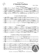 4 Yuletide Fanfares