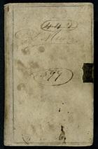 Cash Book of D. Munro, Vol. 1