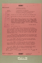 Report from U.S. Army Attache in Tel Aviv to Department of Defense, June 7, 1956