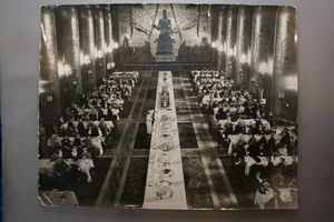 1937 Board Meeting [International Federation of Business and Professional Women], Stockholm, Reception in Town Hall