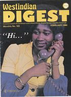 Westindian Digest, February 1984 No. 103
