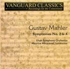 Mahler: Symphonies No. 2 & 4 (CD 1)