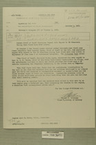 Israel Chief of Staff Expresses Regret With Regard to U.N. Observers Having Been Fired Upon Near Latrun, October 4, 1954