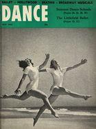 Dance Magazine, Vol. 19, no. 5, May, 1945