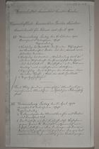 Wissenschaftlich-humanitäres Comité München: Monatsbericht für Februar und April 1904