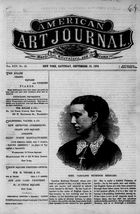 American Art Journal, Vol. 26, no. 1, September 16, 1876
