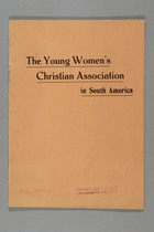The Young Women's Christian Association in South America