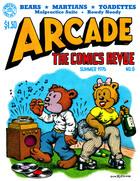 Arcade, The Comics Revue, no. 6
