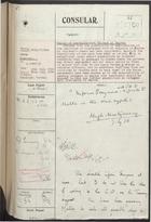 Correspondence re: Relief of Non-Malta-Born Maltese at Smyrna, July 15-30, 1926