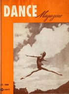 Dance Magazine, Vol. 18, no. 10, October, 1944